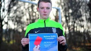 Teenage Football Referee Who