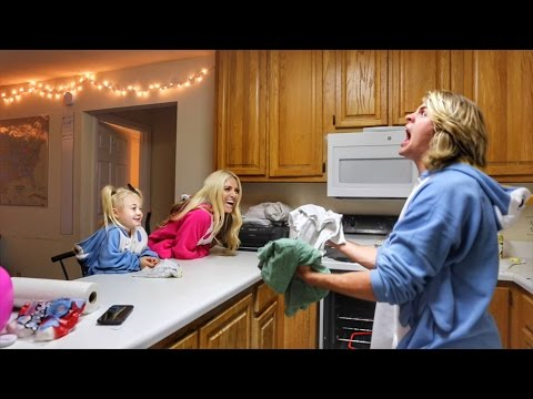 FAMILY BAKING PRANK WAR!!!