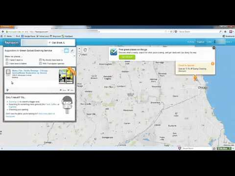 How to Setup a Business Account on Foursquare