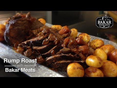 Bakar Rump Roast