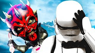 10 STAR WARS Games That SUCKED So Bad They EMBARRASSED The Franchise
