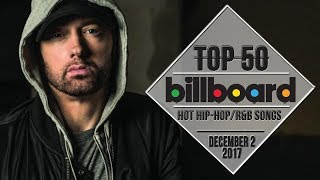 Top 50 • US Hip-Hop/R&B Songs • December 2, 2017 | Billboard-Charts