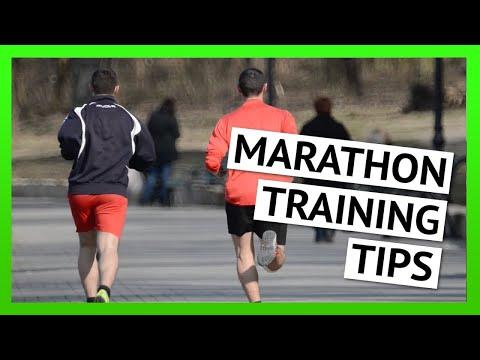 Marathon Training - Five Top Running Tips [Ep19]
