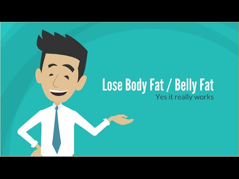 lose body fat belly fat in my way