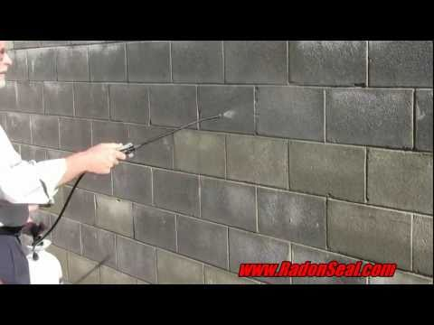 Seal Your Basement or Driveway Permanently