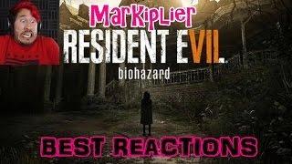 Markiplier Resident Evil VII   Best Reactions