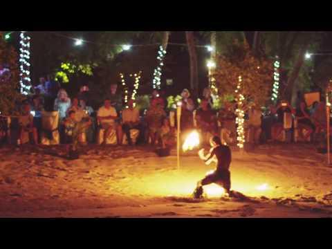 New Years Eve on Turtle Island Fiji