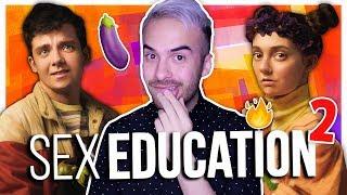 SEX EDUCATION   TEMPORADA 2   #NETFLIX   Opinión/Reseña   Román