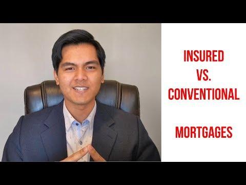 Insured vs Conventional Mortgages | Koukun