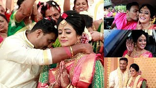 Preetha Pradeep Wedding video | Preetha Pradeep Marriage with Vivek V Nair