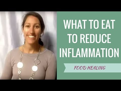 What Foods to Eat to Reduce Inflammation in the Body