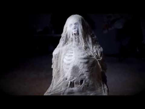 Mortal Remains - Moving Halloween Skeleton Decoration