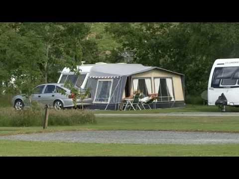 Bryn Gloch Caravan and Camping Park in Snowdonia