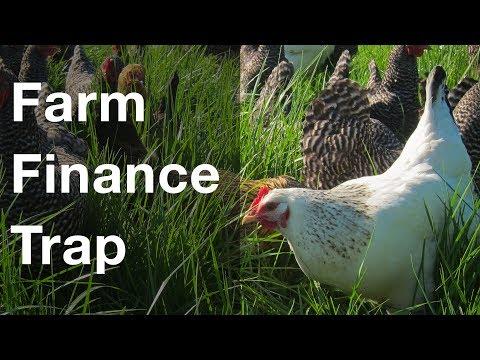Farm Finance Trap, Too Big Too Fast