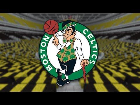 Minecraft - MEGABUILD - NBA TD Garden (Boston Celtics)