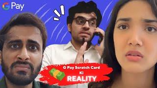 Google Pay Scratch Card Ka Asli Sach