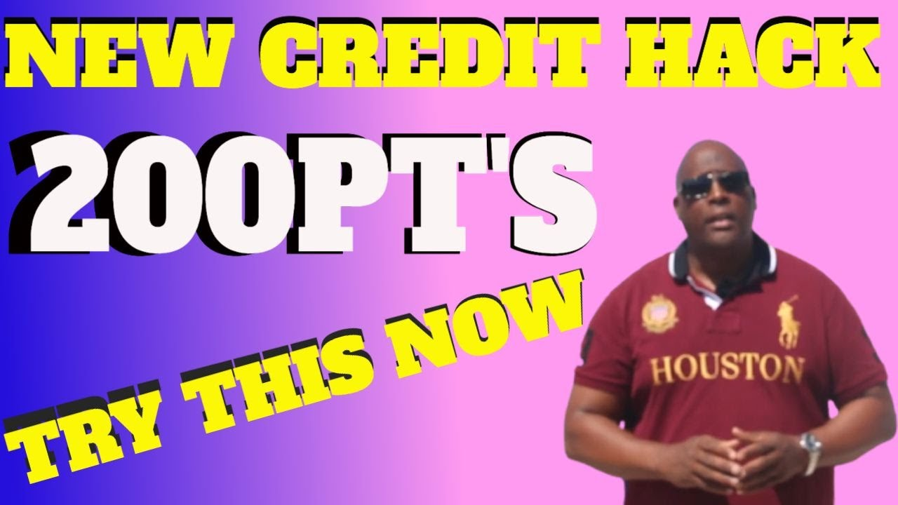 Increase Credit Score 2021:  How To Fix Bad Credit Score 2021? Dave Ramsey Credit Score Hack!