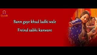 Swag Saha Nahi Jaye Lyrics Sonakshi Sinha, Jimmy Shergill, Jassie Gill, Happy Phirr Bhag Jayegi