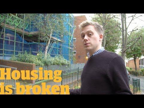 The housing crisis shows how broken and unjust the UK is | Owen Jones talks ...