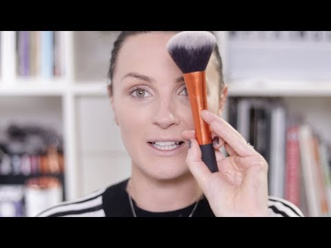 Foundation Makeup Tutorial   Real Techniques