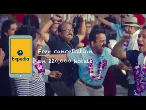 Expedia - Free Cancellation on hotel globally
