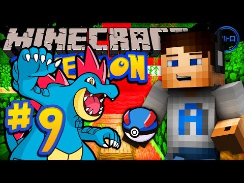 Minecraft PIXELMON - Episode #9 w/ Ali-A! -