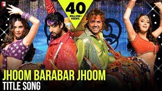 Jhoom Barabar Jhoom | Full Song | Abhishek Bachchan, Bobby Deol, Preity Zinta, Lara Dutta | Gulzar