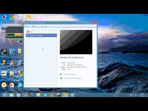 How to add Already Installed OS in VMWare Player