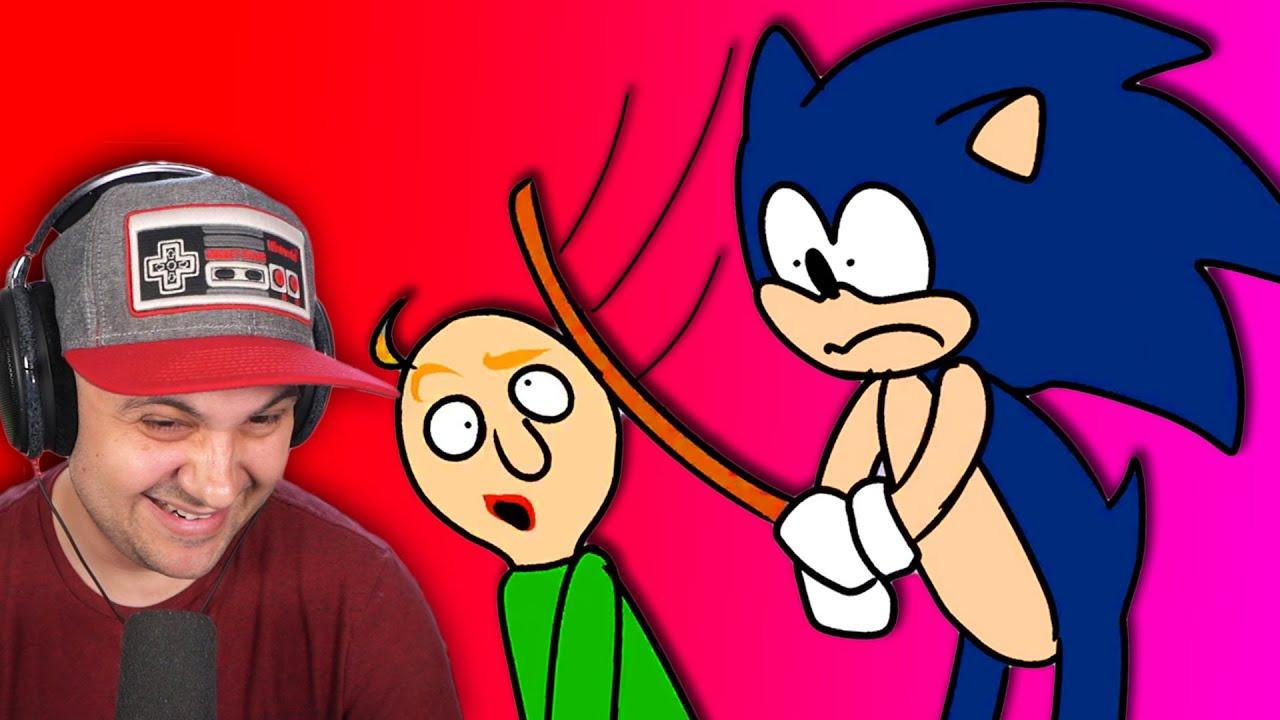 Baldi vs Sonic!? (The winner will surprise you!)