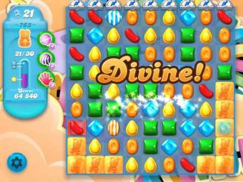 Candy Crush Soda Saga Level 763 (3 Stars)