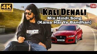 Kali Denali (Full Video) Bohemia Feat.Tere Mere Bich Remix | Abhu Dhabi Police | KDM Records 2017