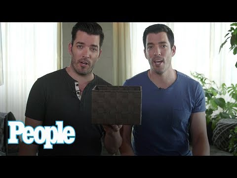 Property Brothers Confess The Time They Used Their Superstar Status & More | People NOW | People