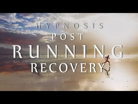 Sleep Hypnosis for Post Running Recovery (