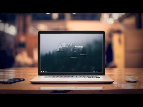Forest Desktop - Make Windows Look Better