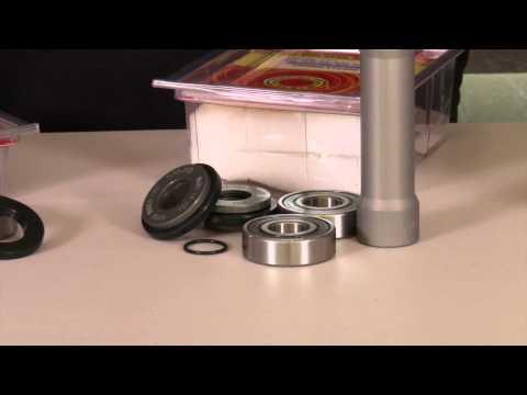 Pivot Works KTM Rear Wheel Upgrade Kit