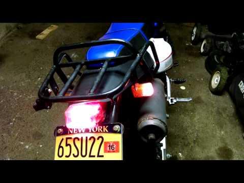 Lifan 2008 motorcycle turn signal problem