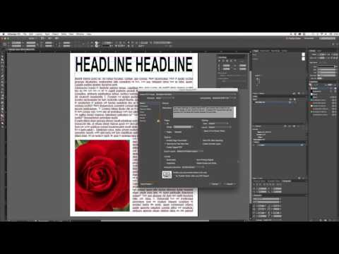 How to Save as Smallest File Size PDF in InDesign