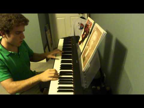 Song for the Suburbs by Ben Rector Piano Cover