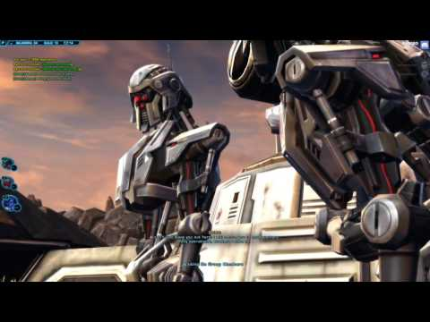 SWTOR: Heroic Rampage for Credits on Balmorra