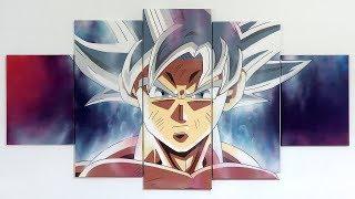 Como Dibujar A Goku Super Saiyan God Kaioken How To Draw Goku Ssj