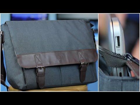 Best Laptop Bag - 2016 (CaseCrown Haverford)