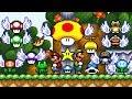 Download  Super Mario Bros X (SMBX 1.4.4) - PowerUps GFX (SMW: Modern Style) . HD MP3,3GP,MP4