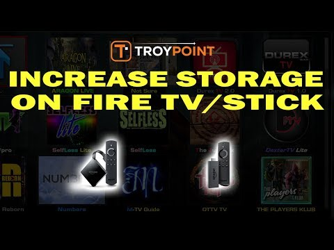How To Increase Storage On Firestick & Fire TV