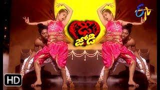 Abhay Surya and Jeevana Performance | Dhee Jodi | 3rd April 2019    | ETV Telugu