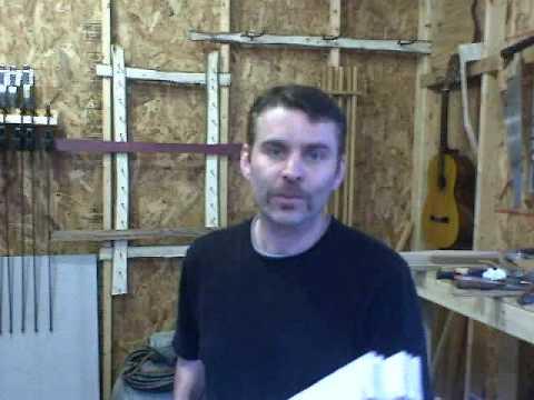 Making Your Own Bokken- Cutting, not Bending