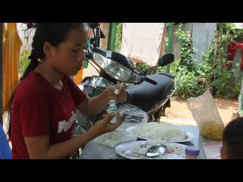 Trichoderma producing for farmers (Siem Reap/Cambodia)
