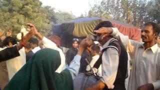 Dhamal at Chilla Gah Bu Ali Qalander Chiniot.MOV