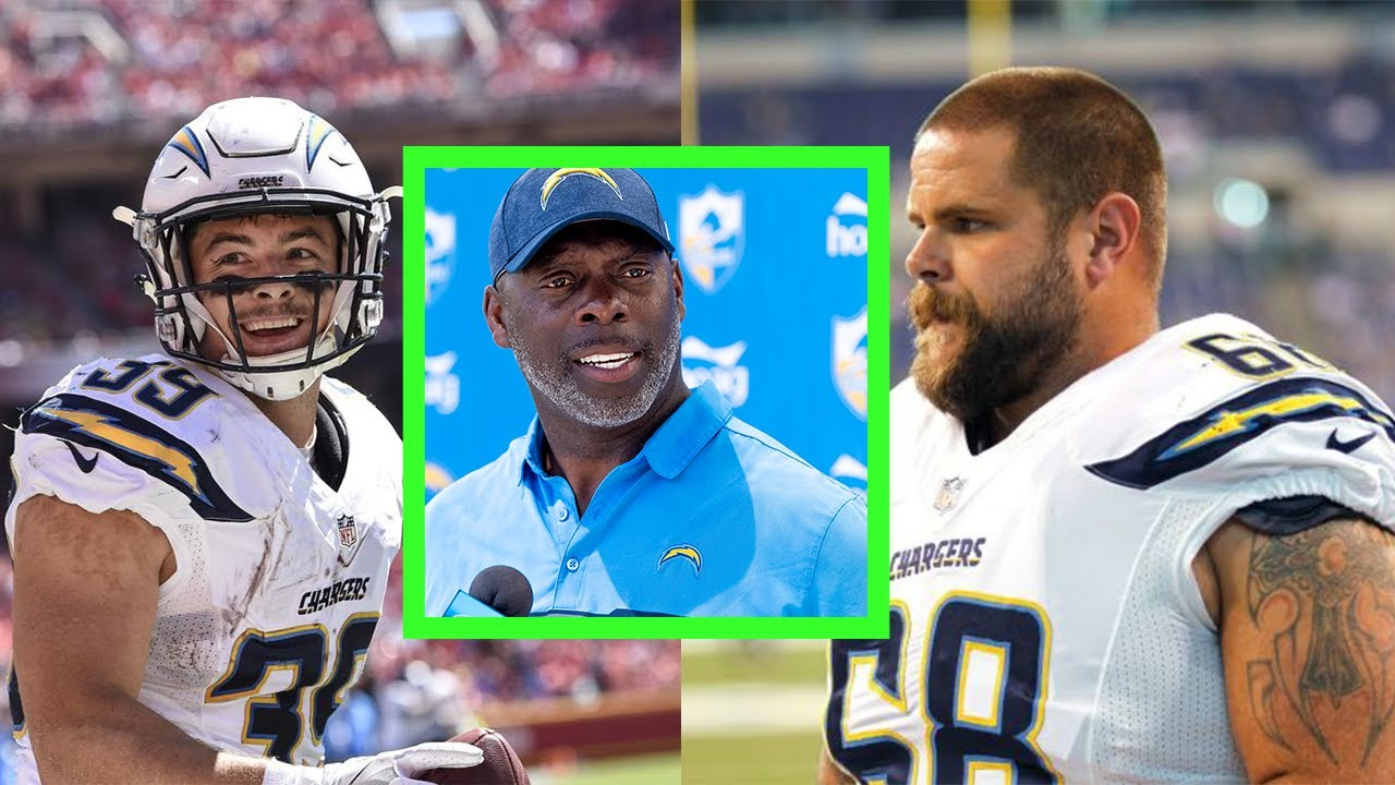Former Chargers Danny Woodhead and Matt Slauson thoughts on the Chargers BAD ownership