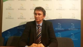 Sajtótájékoztató - Sitku Ernő: 2014.11.19 Marso NYKK - Szeged