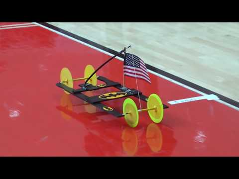 Mousetrap Cars Physics Project (Short Version) Catholic Memorial